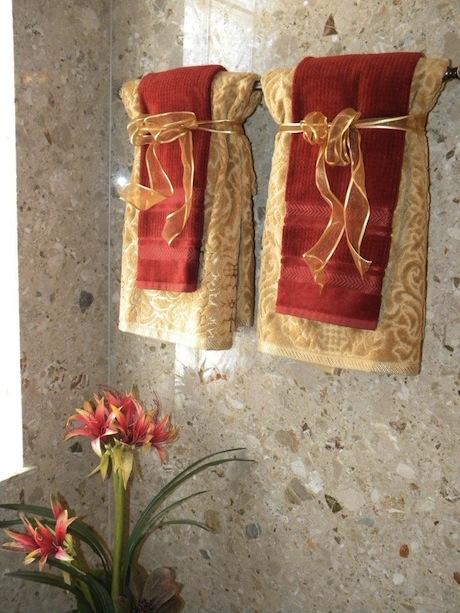decorative towels - Decorative Towels